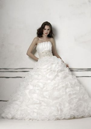 Justin Alexander Bridal Gown White for Sale in Brooklyn, NY