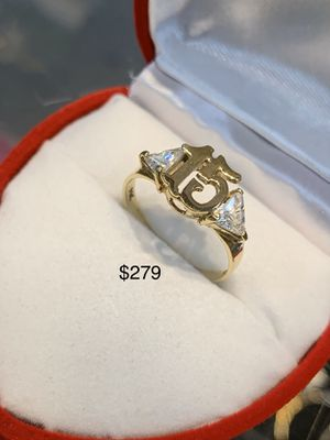 Quinceañera rings for Sale in Haines City, FL