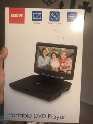 RCA Portable DVD Player for Sale in Bryan, TX