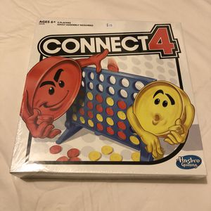 Connect 4 Board Game (New in Box) for Sale in Queens, NY