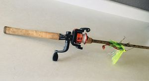 Fishing Pole & Spinning Reel for Sale in Aurora, CO