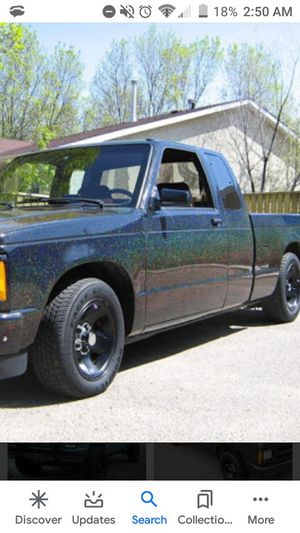 1991 ext s10 for Sale in Marietta, SC