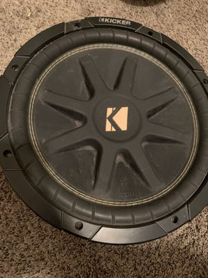 12inch Kicker Sub for Sale in El Cajon, CA