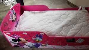 Mini mouse toddler bed for Sale in Belmont, CA