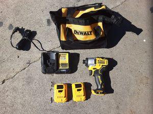 Dewalt 12v brushless impact driver for Sale in Cleveland, OH