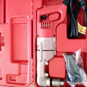 "Milwaukee 1/2"" Right Angle Drill Kit for Sale in Las Vegas, NV"