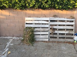 Free used pallets for Sale in Los Angeles, CA