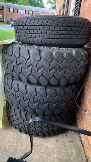 Tires and wheel for Sale in Lancaster, PA