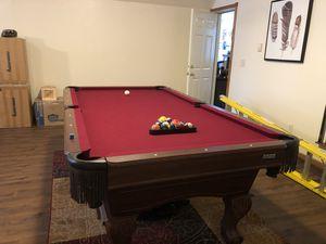 Pool Table for Sale in Menomonie, WI