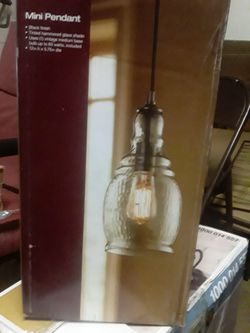 Home Decorators Collection Mini Pendant for Sale in Douglasville,  GA