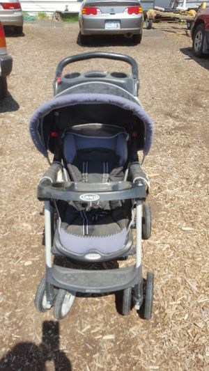 Nice Graco baby stroller. Only asking 25 for Sale in Commerce City, CO