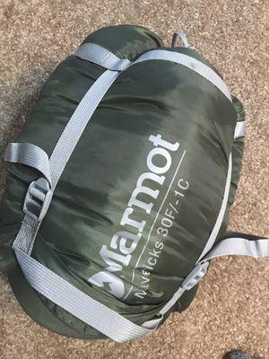 Marmot Sleeping bag 30F/-1C for Sale in Las Vegas, NV