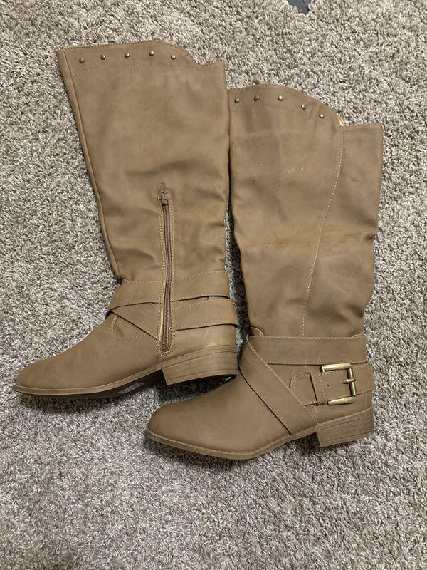 Madden Boots condición for women Size : 8.5