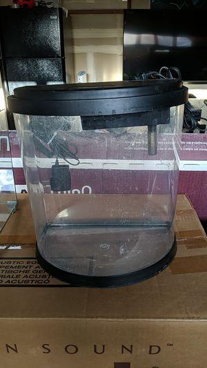 Top Fin 3.5 Betta Fish Aquarium for Sale in Puyallup, WA