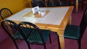 4 mesas y 12 sillas for Sale in Los Angeles, CA