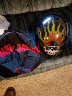 Harley-Davidson Half-Shell helmet excellent shape for Sale in Kent, WA