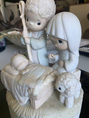 The Nativity. Precious Moments Figurines. New condition. for Sale in Zion, IL