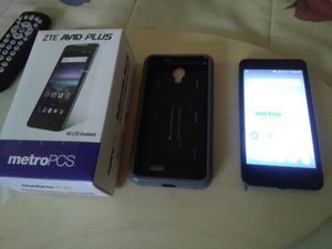 ZTE AVID PLUS METRO LIKE NEW for Sale in Tampa, FL
