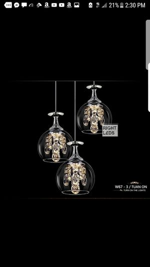 Pendant lights 2 sets for Sale in Chula Vista, CA