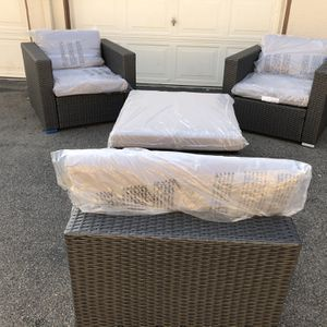 Wicker Patio Set for Sale in Fullerton, CA