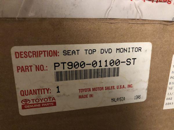Sienna dvd