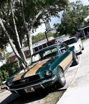 1966 Ford mustang for Sale in Wahneta, FL