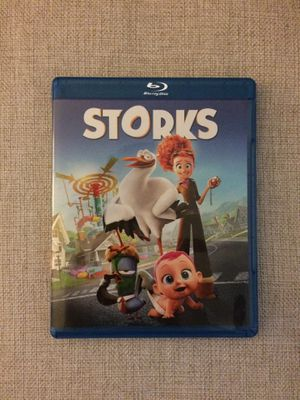 Storks Blu Ray Only for Sale in Temple Terrace, FL