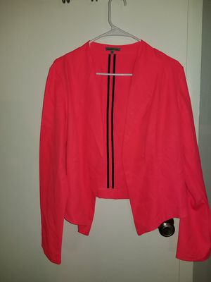 Charlotte Russe Hot Pink Blazer for Sale in Columbus, OH