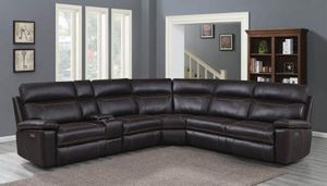 Power Reclining Sectional for Sale in Chicago, IL