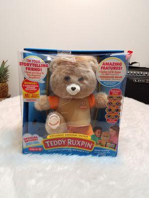 Teddy Ruxpin for Sale in Corona, CA