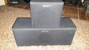 Sony speakers for Sale in Fresno, CA