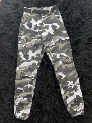 Akira - Camo Cargo Pants for Sale in Roselle, IL