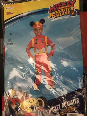 3t - 4t Mickey Mouse costume for Sale in Dallas, TX