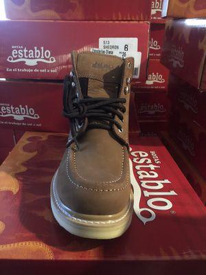 Establo Work Boots for Sale in San Leandro, CA