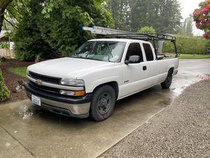 2001 Chevy Silverado for Sale in Renton, WA