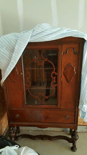 Antique China Cabinet for Sale in Manassas Park, VA