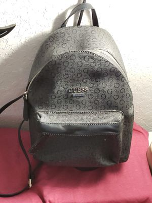GUESS small backpack (gray) for Sale in Pompano Beach, FL