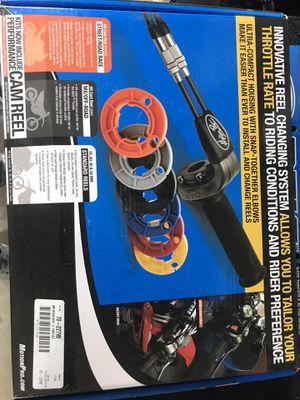 2017-2020 gsxr 1000 motion pro revolver quick throttle for Sale in Modesto, CA