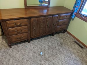 Antique dresser furniture for Sale in Sugar Creek, MO