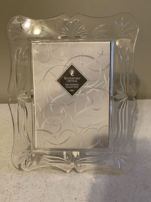 Waterford Picture Frame for Sale in Richmond, VA