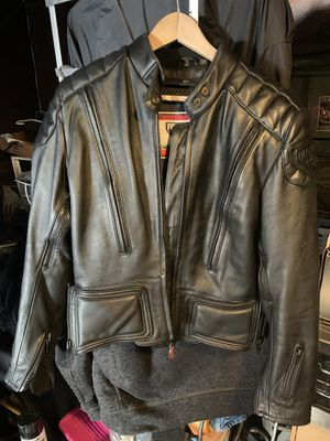 Motorcycle leather jacket for Sale in Hayward, CA