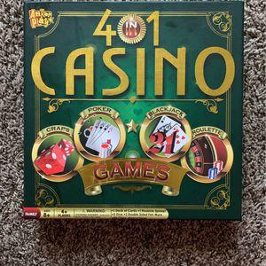 Casino Board Game for Sale in Albuquerque, NM