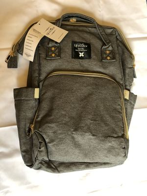 Brand New Life Color Diaper Backpack for Sale in Bozeman, MT