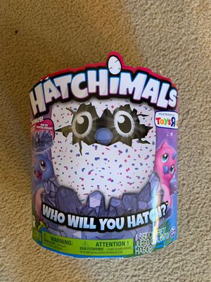 Special edition Toys R Us exclusive generation 1 Hatchimal for Sale in Mukilteo, WA