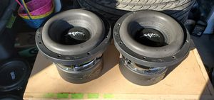 Skar zvx 8s in custom box for Sale in Phoenix, AZ