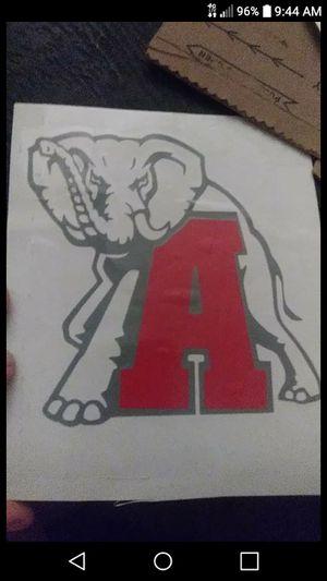 Alabama decals for Sale in Billingsley, AL