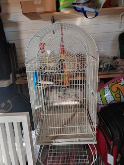 Huge bird cage for Sale in Wildwood,  FL