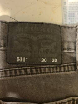 Levi's Jean's 511 30 X30 for Sale in Vancouver,  WA