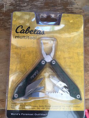 Cabela's multi-tool for Sale in Pueblo, CO