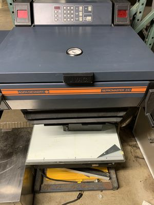AGFA-GEVAERT Repromaster 310 Stat Camera for Sale in Alexandria, KY